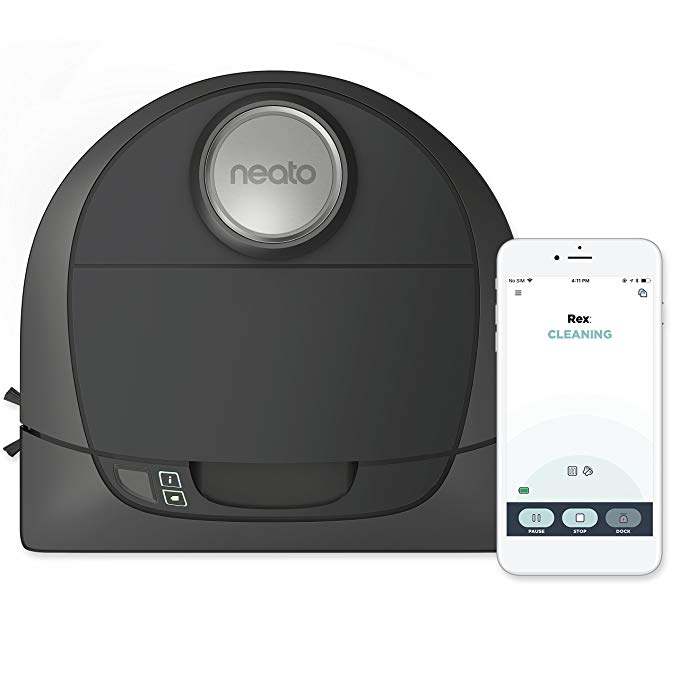 Neato Botvac robot Vacuum Cleaners