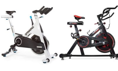 Spin Exercise Bikes