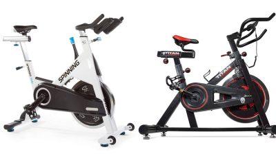 Spin Exercise Bikes