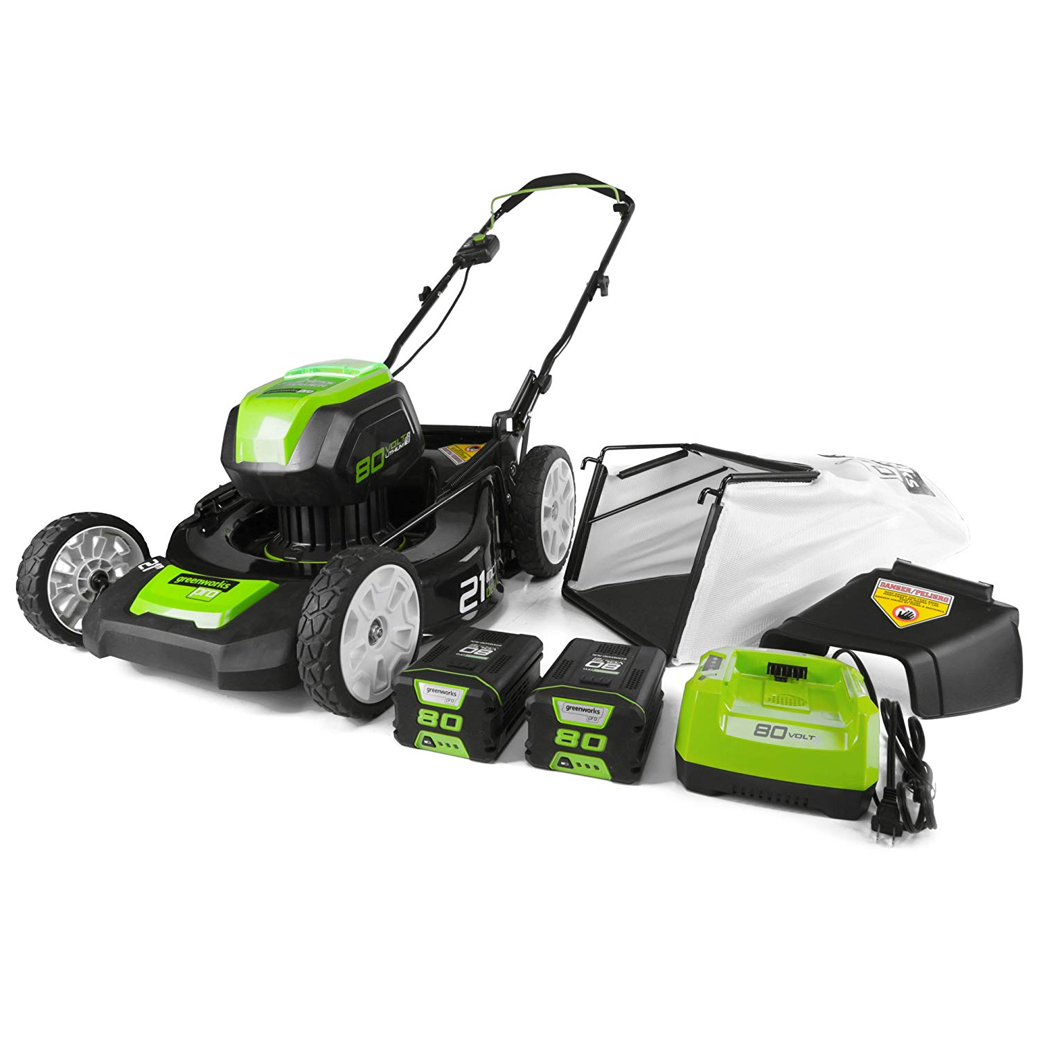 Best Electric Lawn Mowers Battery Powered