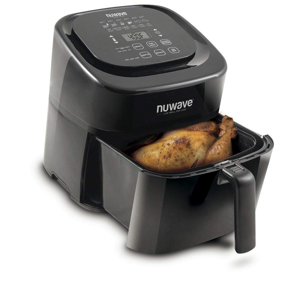 Top5 Best Air-Fryers for Small or Large Meals