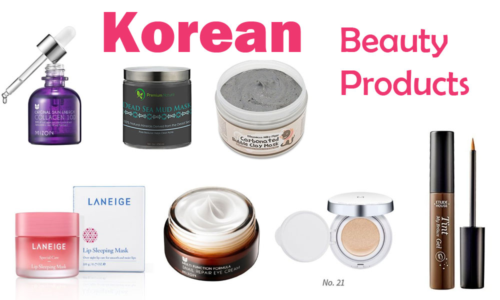 Hottest Korean Beauty Products