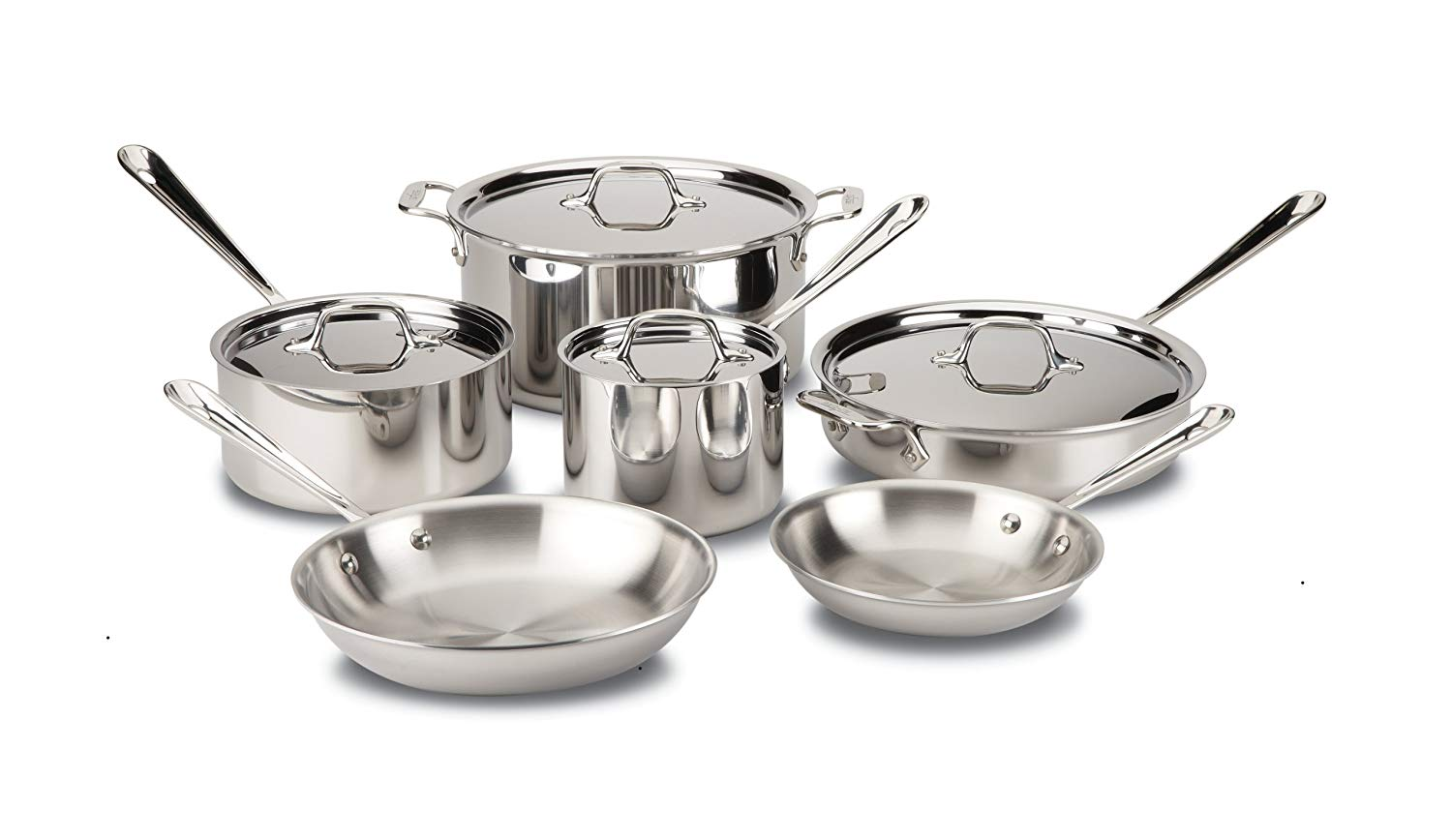 2 Best Cookware Sets - Get Set for Life
