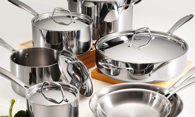 2 Best Cookware Sets - Get Set for Life