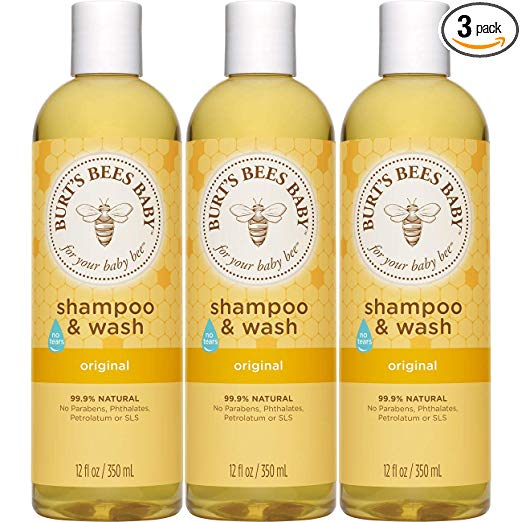 10 Best Kids Shampoo Brands - Top Rated All-Natural Favorites