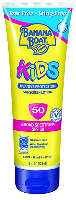 7 Best Safe Sunscreens for Kids Skin