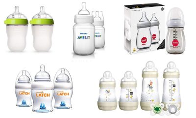 Best Baby Bottles for Breastfed Babies