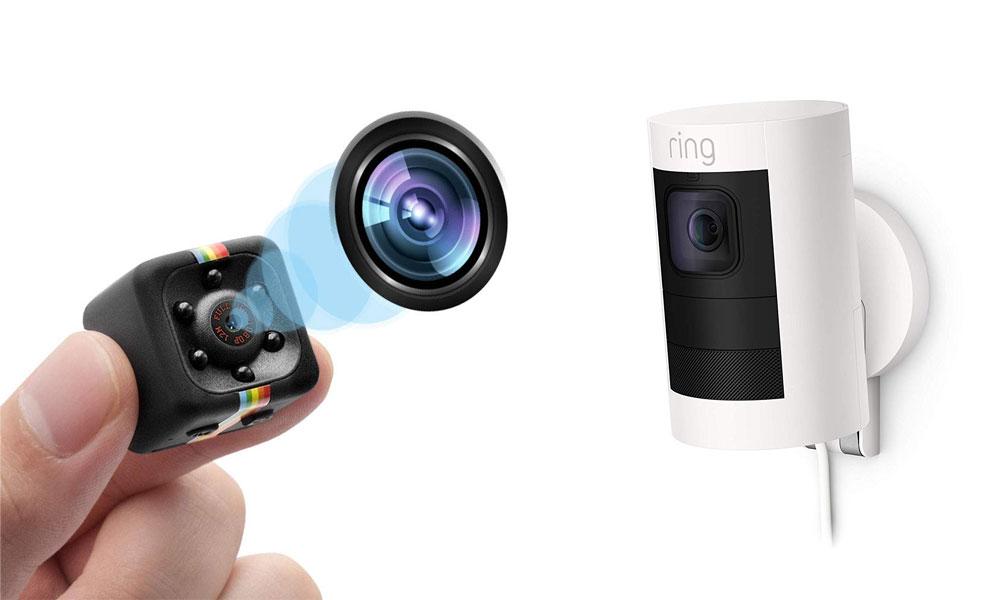 Best Hidden Nanny Cameras